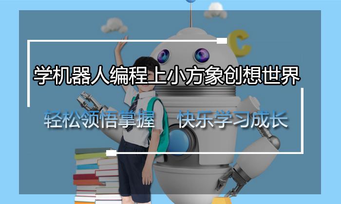 孩子机器人辅导班多少钱