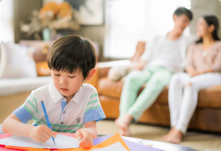 3岁宝宝上思维课程对孩子有帮助吗